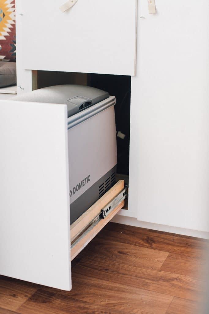 Camper Kühlschrank Dometic 18l
