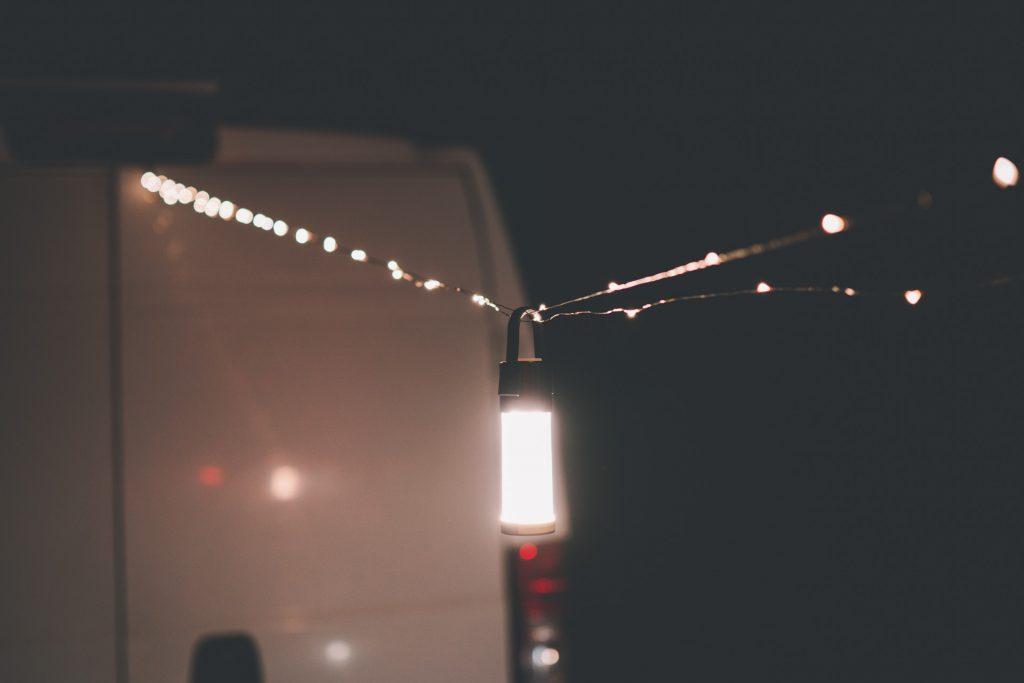 Ledlenser Laterne Taschenlampe Vanlife Camping