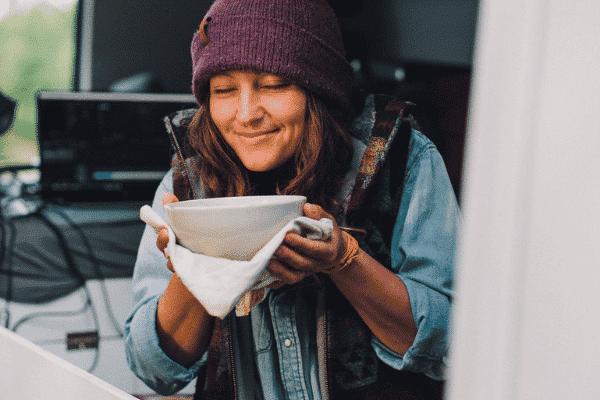 Vanlife Kuchen ohne Oven DIY Camper Wohnwagen Selbstausbau Umbau