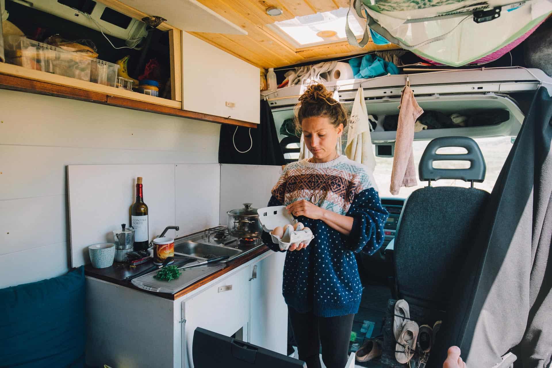 Diy Bauanleitung Indoor Camper Kuche Mein Camperausbau
