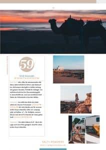 E-Book: Vanlife Atlantikküste Spanien, Portugal, Marokko - Travelguide/Reiseführer