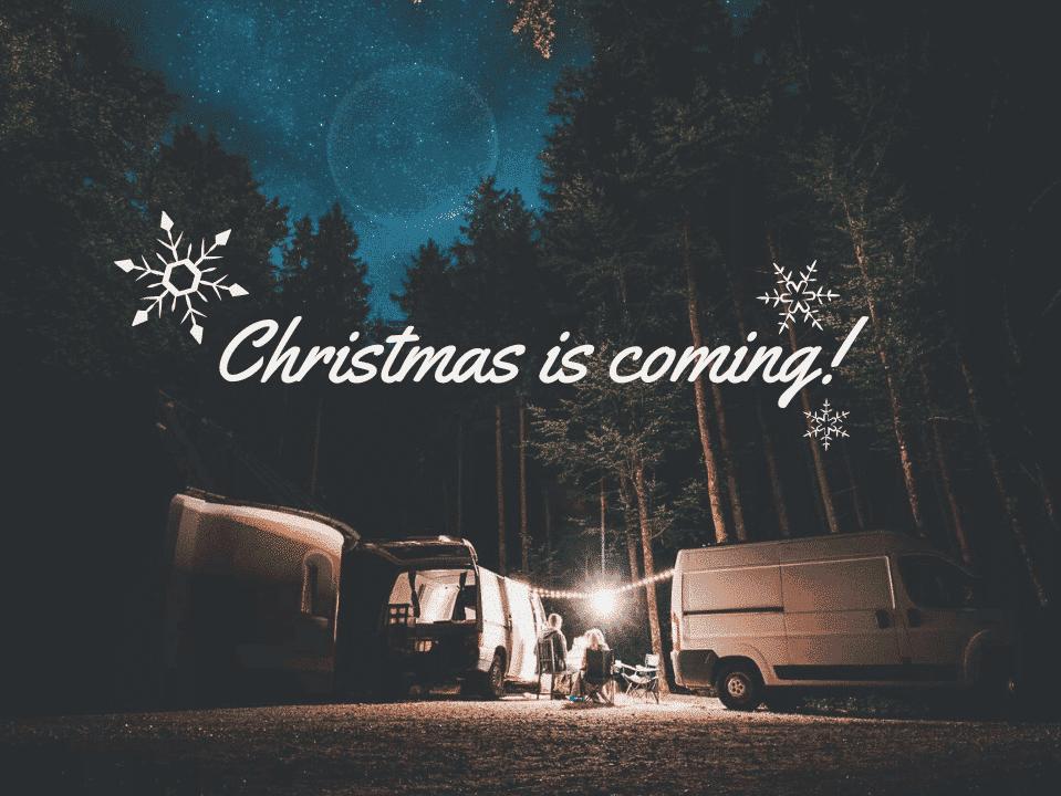 Weihnachtsgeschenke für Vanlifer und Camper 2020