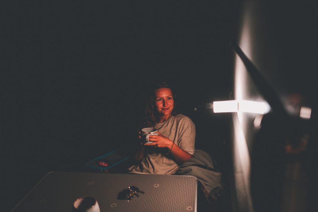 Camping Vanlife Weihnachtsgeschenke Lampe Magnet Ledlenser