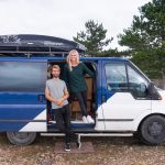 Interview Vanlife Ford Transit Hannelore Jonathan