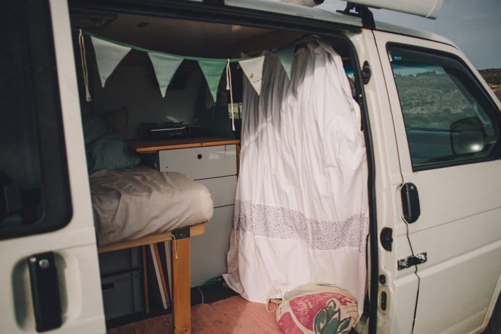 Vanlife Camper VW T4 Bulli Katharina