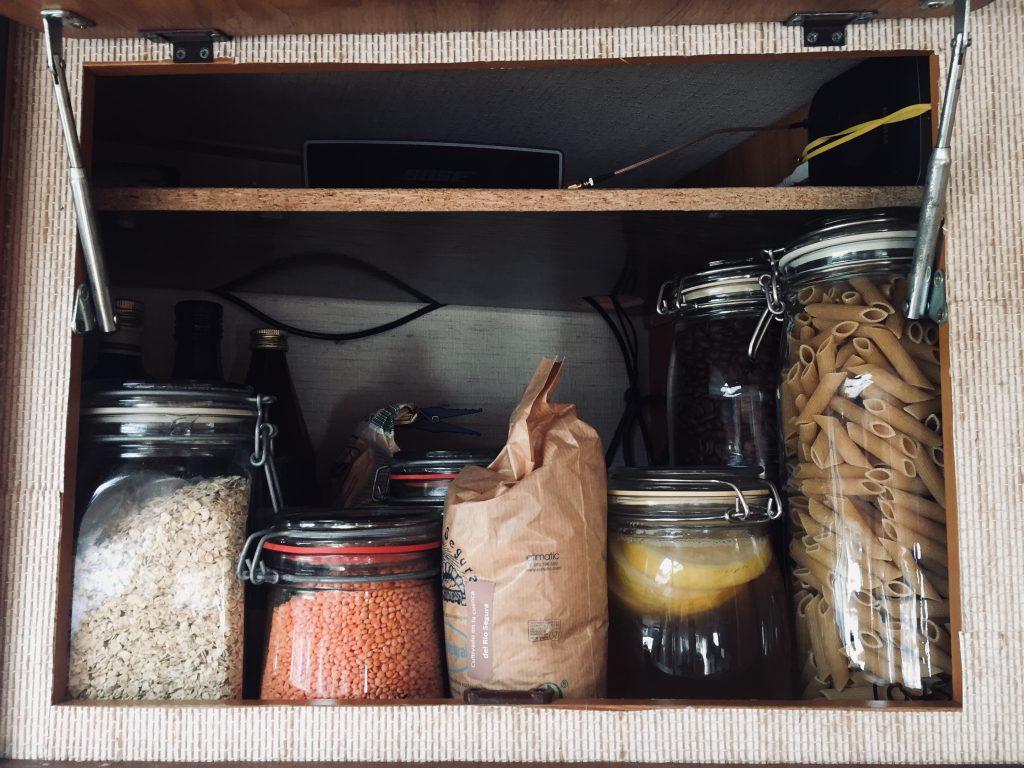 Recyclen, Upcyclen, Müll vermeiden - Verpackungen vermeiden unverpackt Lebensmittel