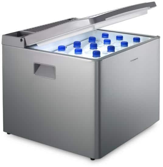 Dometic Combicool RC1200 EGP Absorber-Kühlbox, 12/230V, 50mbar, 40l, silber