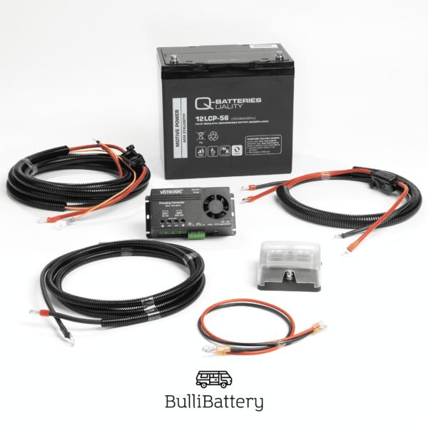 Batterie-Selbstbau-Konzept Freistehen