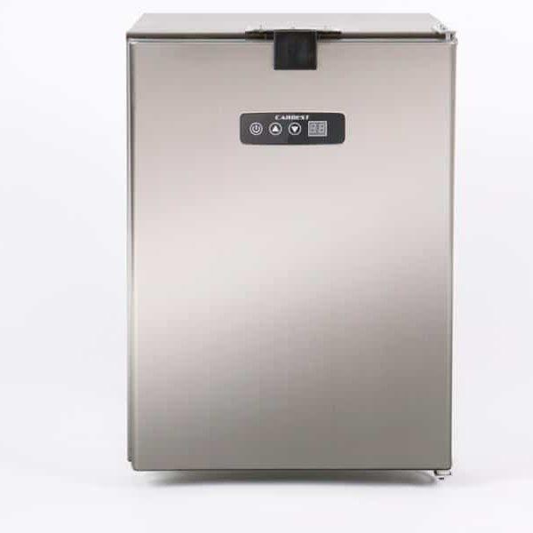 Carbest Kompressor-Kühlschrank 40l, 12/24V, mit Gefrierfach