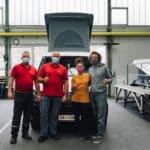 Aufstelldach nachrüsten VW Bus Camper Kosten