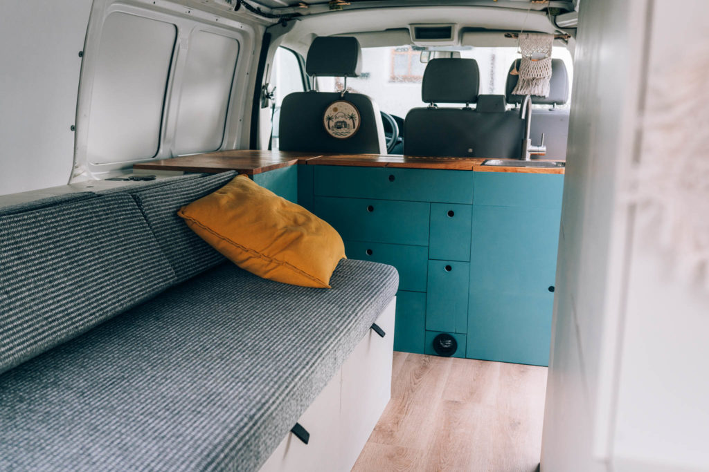 Was kostet ein T5 Camping Ausbau?