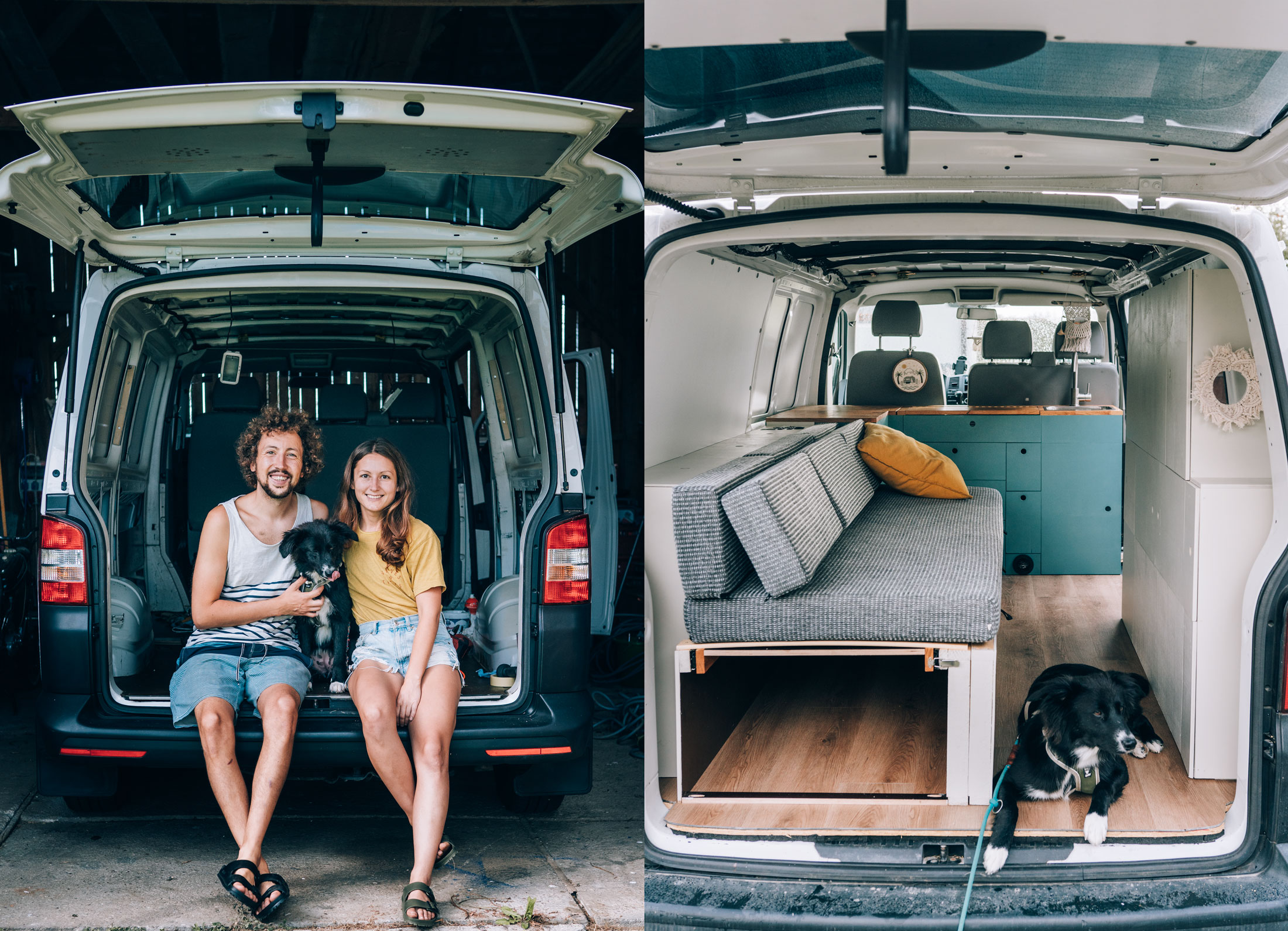 VW T5 Camping Ausbau Anleitung