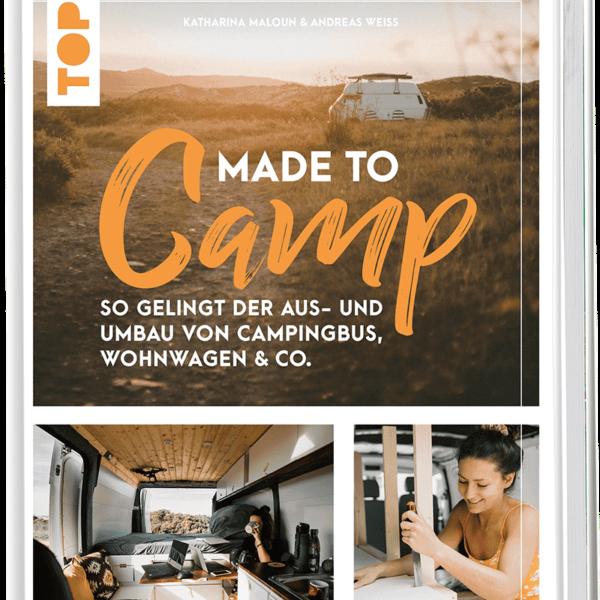 Camper ausbau Buch von mein-cameperausbau.de
