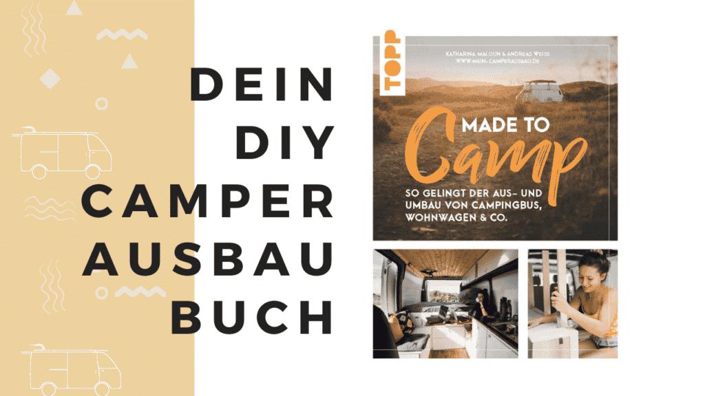 DIY Camper Ausbau Buch