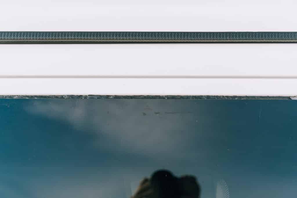 VW T5 Fenster nachdichten