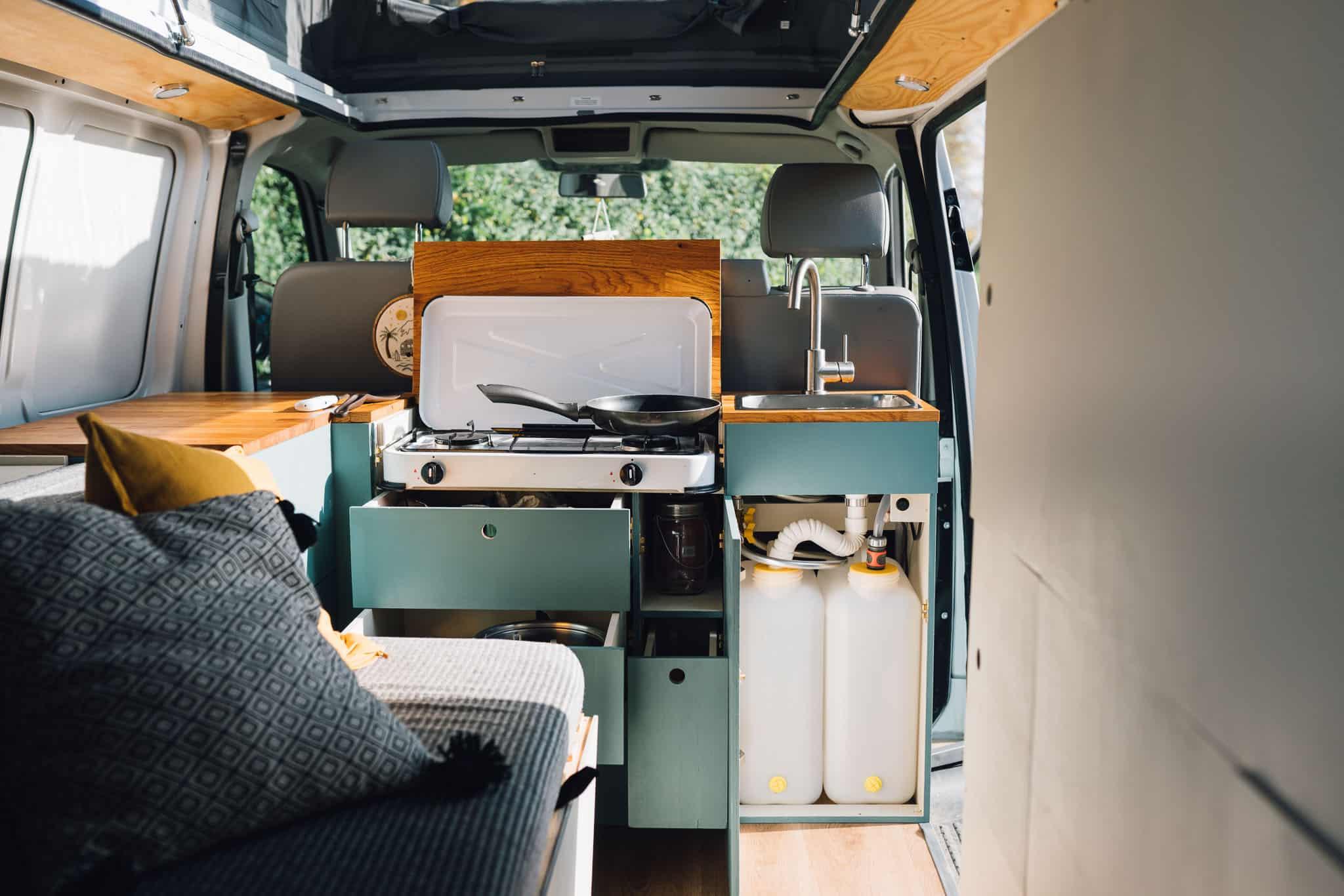 Camper Küche VW T5
