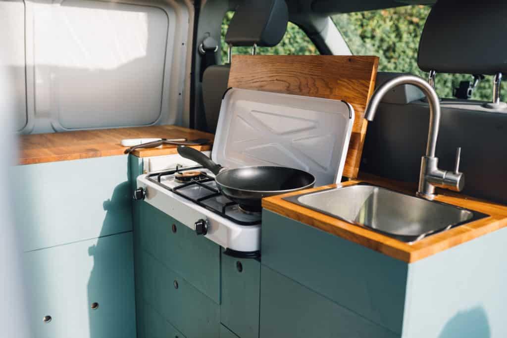 wohnmobil kochen mit gas