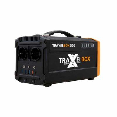 Travelbox 500 - Powerstation für den Camper