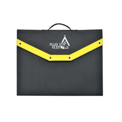 Solar Panel Tasche Tragegriff