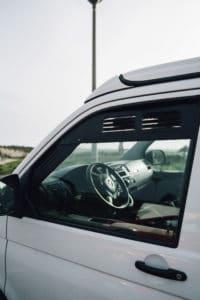 Lüftungsgitter für Hund VW T5
